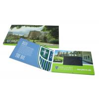 Buy cheap Customized China lcd video business cards, lcd video mailer for education product