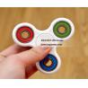 Buy cheap Wholesale Torqbar finger spinner Pepyakka hand spinner Plastic 4 Bearings fidget from wholesalers