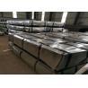 Buy cheap Standard JIS G3312 Pre Painted Sheet Metal , Pre Painted Gi Sheet 0.2-1.0mm from wholesalers