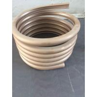 China 1inch 45 Degree Bend 6061 Aluminum Tubing with Best Price/Punching Aluminum Bend Tub on sale