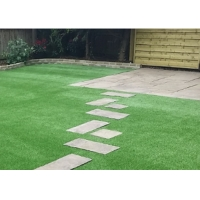 Buy cheap Indoor Recycled Plastic 10000D Decorative Artificial Grass 25MM product