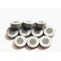 Buy cheap WC Pcd Die Blanks Tungsten Carbide Cemened Carbide Punching In Hardware / Tools from wholesalers