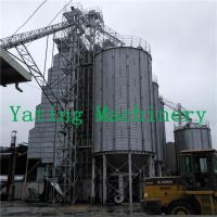Buy cheap Continuous 250 tons Per Day Grain Bin Dryer Low Temperature product