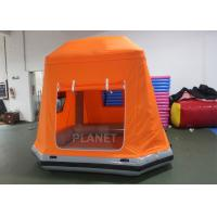 Buy cheap Camping Inflatable Floating Water Tent / Blow UP Shoal Raft Tent product
