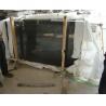 Buy cheap Ultra Large Natural Black Granite Floor Tiles Customized Dimension product