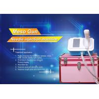 Buy cheap Facial Whitening / tightening Mesotherapy Machine planting the hyaluronic product
