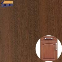 Buy cheap Matte And High Glossy Furniture PVC Wood Texture Film For Vacuum Press product