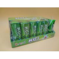 Buy cheap Portable Pocket Compressed Candy Kiss Mint Flavored With Low Fat Sugarless product