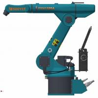 Buy cheap High Reliability Industrial Robotic Arm For Welding / Palletizing / Material Handling product