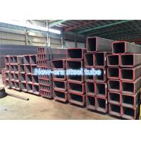Buy cheap Special Shape Hollow Section Steel Tube 20 - 500mm Size Maximal 12M Length product