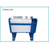 Buy cheap 50W Co2 Laser Engraving Cutting Machine Water Cooling With 1000dpi Resolution product