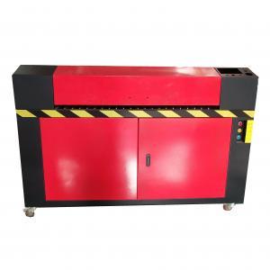 Buy cheap Metal CO2 Laser Engraving Machine / Desktop Co2 Laser Engraver Cutter product