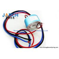 Buy cheap Thermocouple Slip Ring / Through Bore electric slip ring 80mm from wholesalers