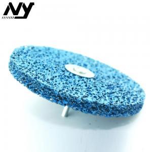 Buy cheap 4 Inch Abrasive Quick Change Abrasive Discs Metal Wood Plastic Surface Treatment product