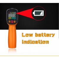 Buy cheap High Temp Handheld Infrared Thermometer Gun Operating Temperature - 50 ~ 300 from wholesalers