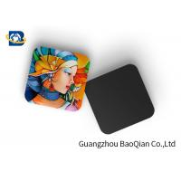 Buy cheap Mini 3D Personalised Tea Coasters / Cup Coasters , Custom Square Coasters Printing Placemat product