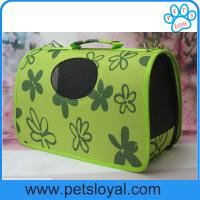 Buy cheap Foldable Dog Carrier Bag Pet Carrier Bag Portable Design For Pet Traveling product