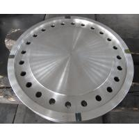 Buy cheap Alloy Steel  / Stainless Steel Disc  Quenching And Treatment Heat Treatment  Finish Machined product