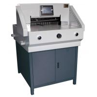 Quality 520mm Electric Microcomputer-control Paper Cutter for sale