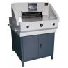 Buy cheap 520mm Electric Microcomputer - Control Paper Cutter Machine E520T product