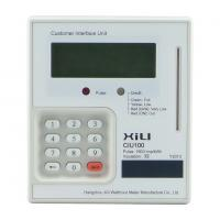 Buy cheap PLC prepaid energy meter using smart card for household / municipal product