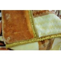 Buy cheap Large Antistatic 2 Ply 100% Polyester Blanket Coloful For Winter Autumn product