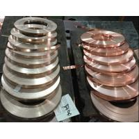 Buy cheap Nickel Plated Beryllium Copper Alloys High Strength C1720 / C17200 Corrosion Resistant product