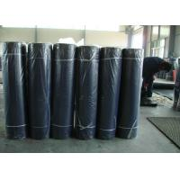Buy cheap Black Industrial Rubber Sheet 80+-5 Shore A Hardness 6-12Mpa Tensile Strength product