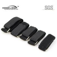 Buy cheap Removable Logo Printable Elastic Hook And Loop Strap 20mm Width from wholesalers