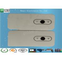Buy cheap 0.175 Membrane Switch Overlay product