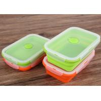 Quality Airtight Freezer Microwave Safe Storage ContainersWaterproof Keep Food Healthy for sale