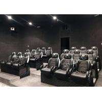 Buy cheap High - End 5D Flight Simulator Cinema Exhibition In Army Museum For 12 People product