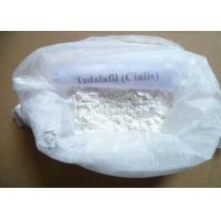 Buy cheap Oral Anabolic Steroids Raw Tadalafil Cialis Powder CAS 171596-29-5 For Erectile Dysfunction from wholesalers