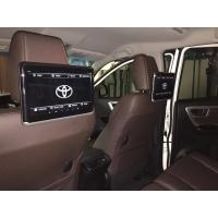 Buy cheap Headrest Entertainment Car Back Seat DVD Player Android 10.1'' Easy Installing product