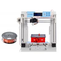 Buy cheap Desk Top Metal Frame 3D Printer Prusa For Education DIY 1.75mm PLA / ABS Filament product