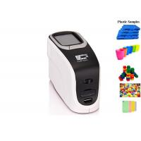 Buy cheap 400 - 700 Nm Wavelength Portable Color Spectrophotometer / Paint Color Analyzer product