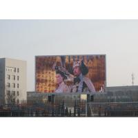 Buy cheap 6000 Nits Brightness Advertising LED Display Screen SMD2727 Lamp 6MM Pixel Pitch product