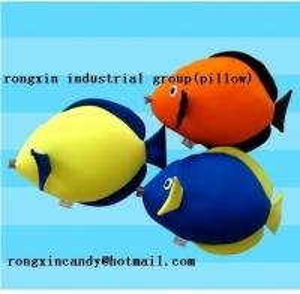 Buy cheap Fish Shape Microbeads Pillow Cushion product