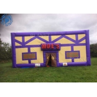 Buy cheap customized outdoor giant inflatable irish pub inflatable bar tent for party rental product