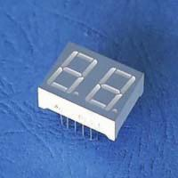 Buy cheap 7 Segment LCD Display with -20 to 75 degree Celsius of Operating Temperature product