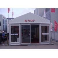 Buy cheap Customized Outdoor Event Tents UV Resistant / Fire Retardant With Glass Door product