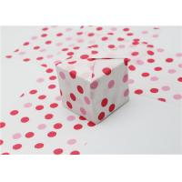 Buy cheap 17gsm Custom Wax Paper Sheets , Single Side Wax Wrapping Paper 50 x 70cm product