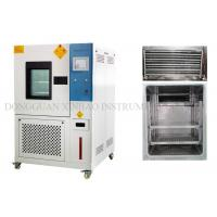 Buy cheap High And Low Temp Environmental Test Chamber Touch Screen With Extended Operating Life product
