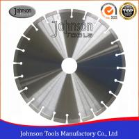 Buy cheap 350-600mm Rock Cutting Saw Blades , Diamond Stone Cutting Tools For Quartzite from wholesalers