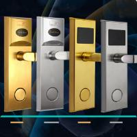 Buy cheap Stainless Steel 304 RFID Hotel Lock For Wooden Doors & Composite Doors product