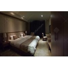 Buy cheap Simple Melamin Hotel Bedroom Furniture Waterproof Heavy-Duty Furniture product