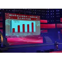 Stage Super Thin Hanging System P4 Full Color LED Display Screen