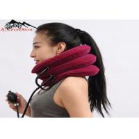 Buy cheap Comfortable Lumbar Support Brace Cervical Vertebra Traction Fixation product