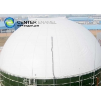 Buy cheap Glass Lined Steel Water Tanks For Fire Fighting Water Storage product