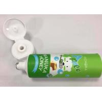 Quality Special Matte Film D35*100mm PBL Laminated Tube For Kids Toothpaste Packaging for sale